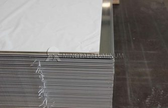 automotive aluminum plate (3)