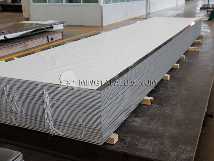 aluminum plate for CTP
